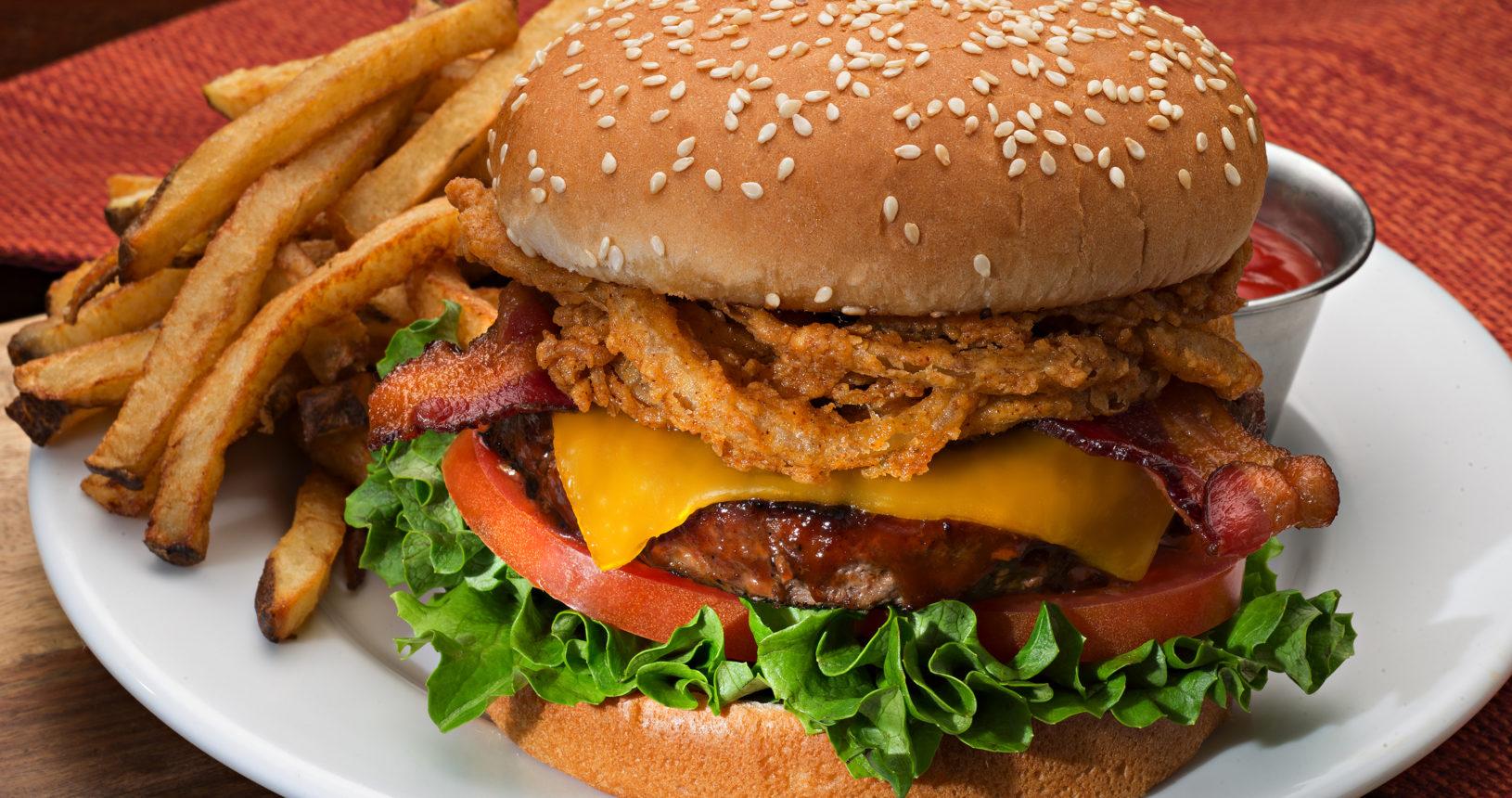 Smokehouse BBQ Burger