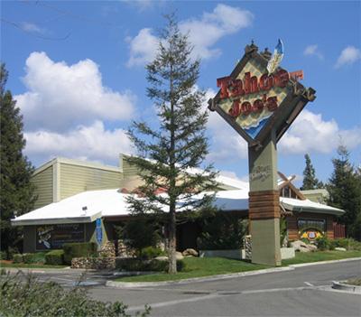 First Tahoe Joe's store